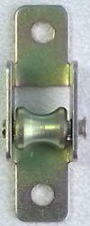 Zsinór bevezető fém görgős 5mm