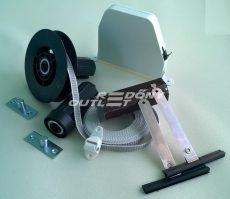 Felújító készlet 40mm-es fém tengelyhez belsőtokos 2