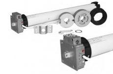 Redőny motor Smarthome 100Nm kapcsolós vezérléssel, vészhajtókarral