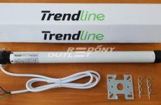 Redőny motor Trendline 13Nm kapcsolós vezérléssel