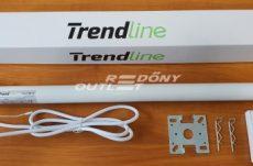 Redőny motor Trendline 10Nm rádiós vezérléssel