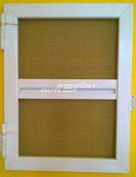 Szúnyogháló ajtó nyíló alumínium egyedi méret szerint