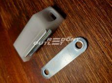 szúnyogháló ajtó mágneszár műanyag